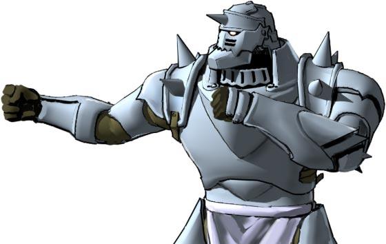 鋼の錬金術師アルフォンス